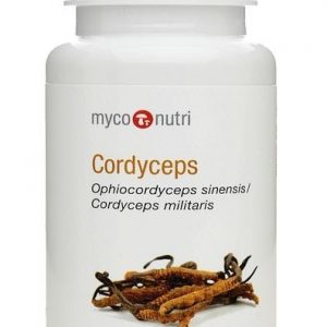 Cordyceps Mushrooms Capsules