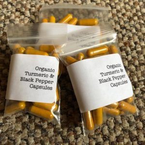 Turmeric Black Pepper Organic